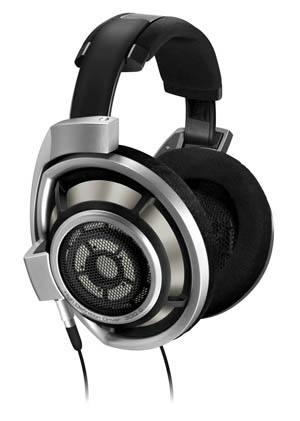 SENNHEISER INTRODUCES AUDIOPHILE HD 800 HEADPHONES AT WINTER NAMM