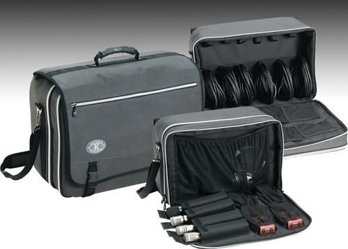 New Kaces Pro Musician Roadie Bag