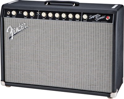 FENDER® INTRODUCES NEW SUPER-SONIC™ COMBO AMPS, HEADS AND ENCLOSURES