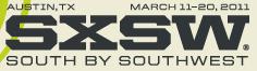 SXSW Partial Artist Listing
