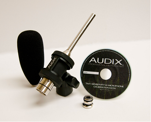 Audix Introduces the TM1 Plus!