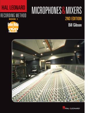 Hal Leonard Publishes Microphones & Mixers