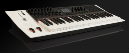 Nektar unveil Panorama P4, the first dedicated controller for Propellerhead Reason