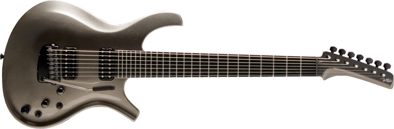 Parker Guitars Debuts Their New 7-String Guitar