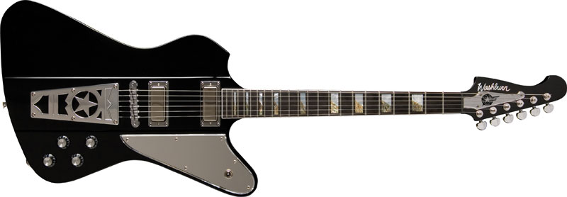 Washburn Presents A Brand New Paul Stanley Guitar
