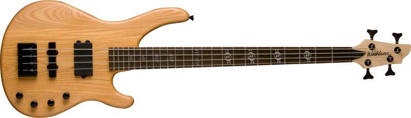 Washburn Guitars Releases Stu Hamm's Electic Bass Series