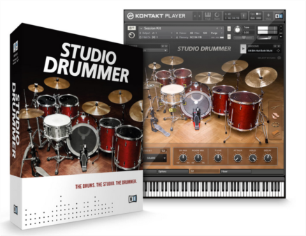 Native Instruments Launches STUDIO DRUMMER Special Offer