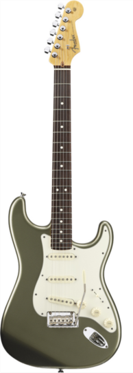 FENDER® INTRODUCES UPGRADED AMERICAN STANDARD SERIES MODELS FOR 2012