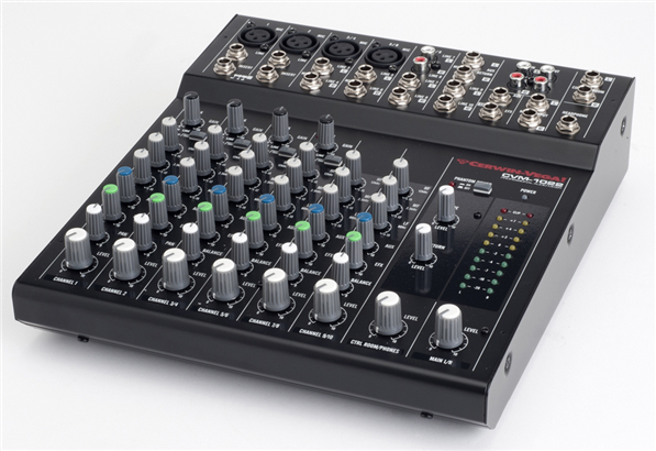 CERWIN-VEGA! ANNOUNCES NEW LINE OF MIXERS