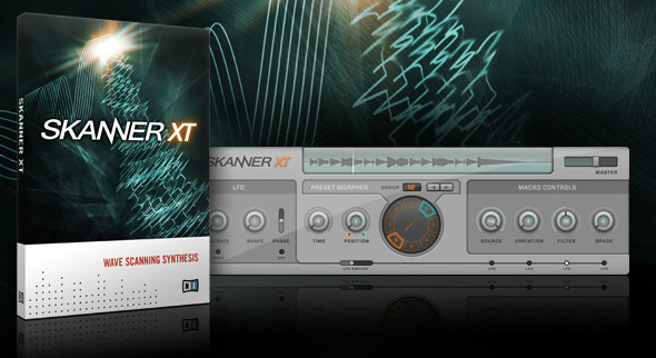 Native Instruments Introduces SKANNER XT