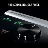 Native Instruments launches KOMPLETE AUDIO 6 Holiday Sales